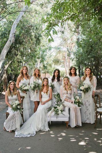 El Estilismo para damas de honor de tu boda Montilla