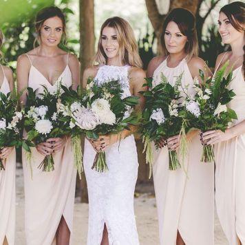 El Estilismo para damas de honor de tu boda Palma del Rio