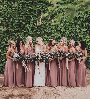 El Estilismo para damas de honor de tu boda Peñarroya Pueblo Nuevo