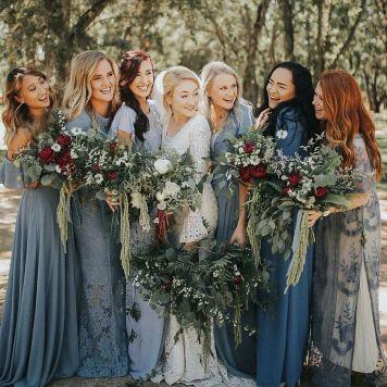El Estilismo para damas de honor de tu boda Villafranca de Cordoba