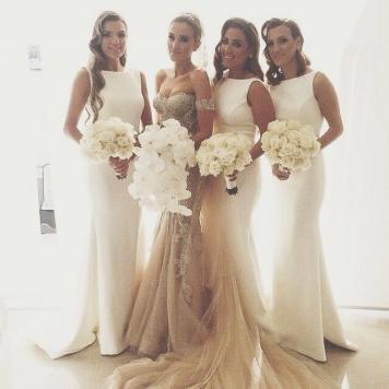 El Estilismo para damas de honor de tu boda Villarrubia