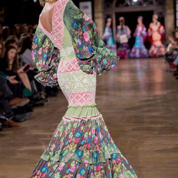 Feria y Fiestas Barriada de los Angeles Alcolea Flamenca Rosas y Musgos