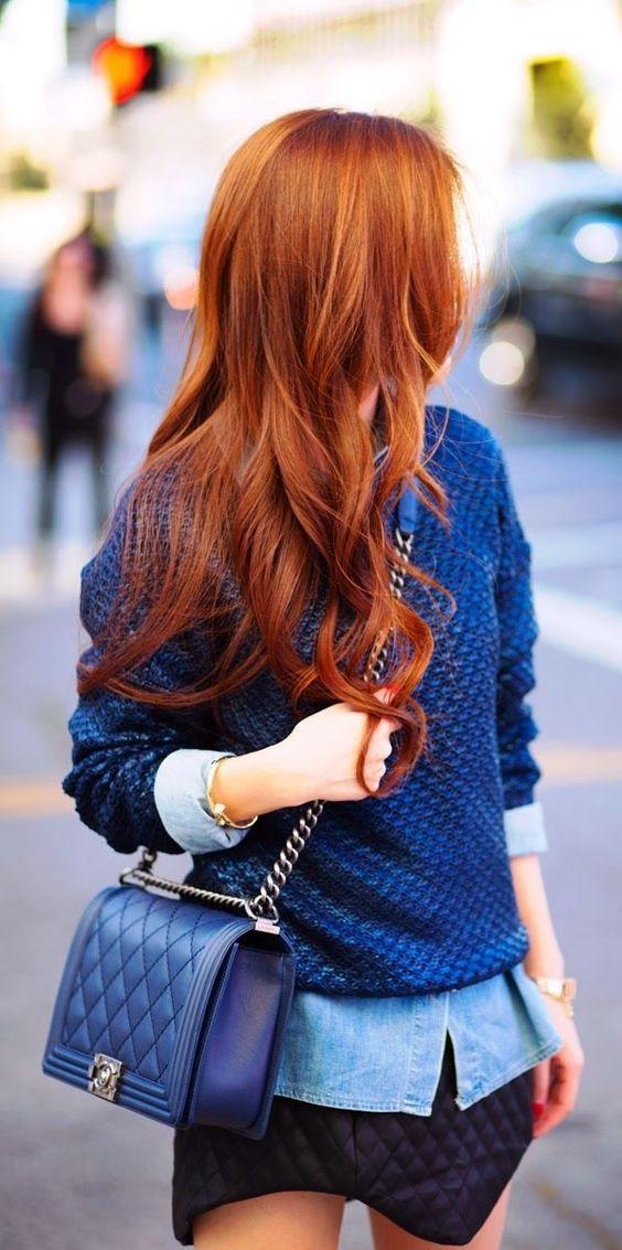 Peinados Atractivos con Estilo para Pelo Largo Malaga