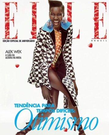 Peinados de Celebritys en Portadas de Revistas de Moda La Rambla