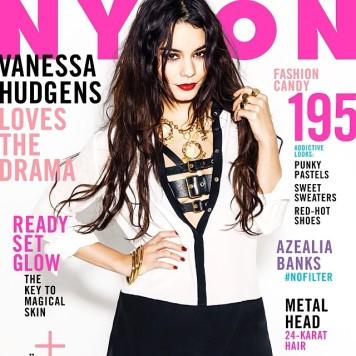 Peinados de Celebritys en Portadas de Revistas de Moda Montoro