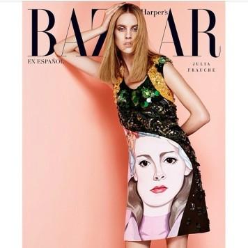 Peinados de Celebritys en Portadas de Revistas de Moda Pedro Abad