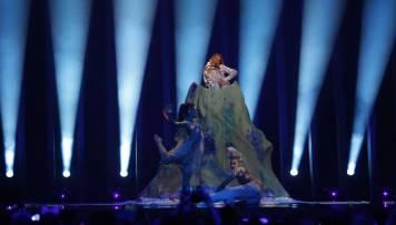 Peinados para la Gala Eurovisión 2018 Cabra