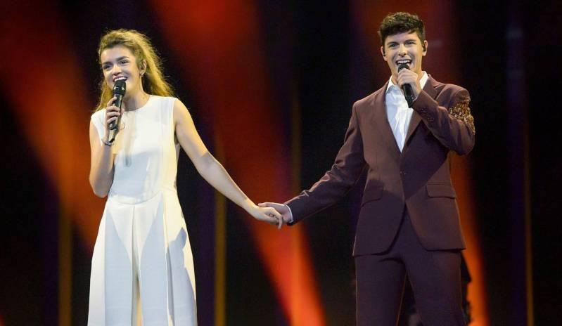 Peinados para la Gala Eurovisión 2018 Fuente Ovejuna
