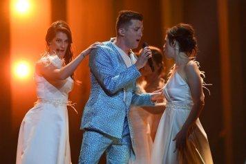 Peinados para la Gala Eurovisión 2018 Pedro Abad