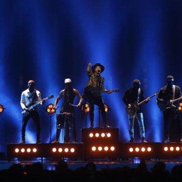 Peinados para la Gala Eurovisión 2018 Puente Genil