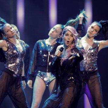 Peinados para la Gala Eurovisión 2018 Santaella