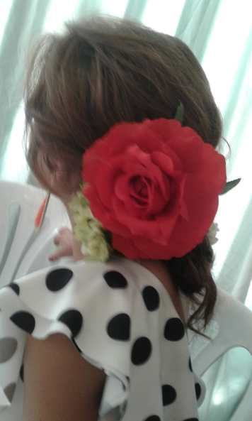 Peluqueria y Maquillaje Flamenca para Peinados 2018 Josefa Calderon Ollerias