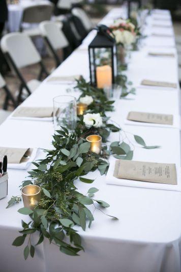 Que decoracion de mesa escoger para una Celebracion Almodovar del Rio