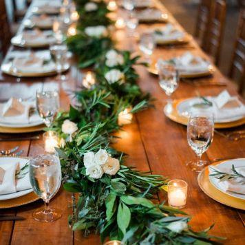 Que decoracion de mesa escoger para una Celebracion Baena