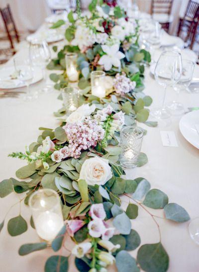 Que decoracion de mesa escoger para una Celebracion Cabra