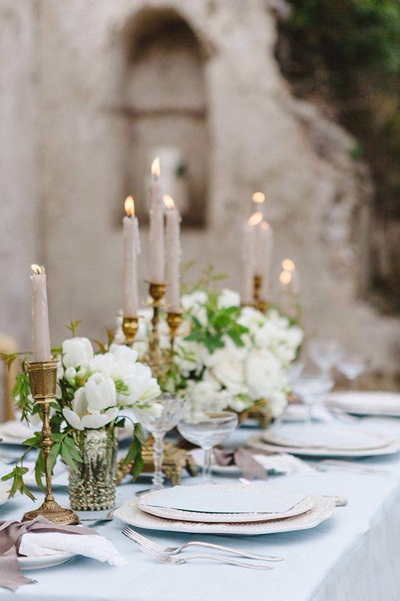 Que decoracion de mesa escoger para una Celebracion La Rambla