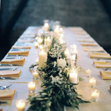 Que decoracion de mesa escoger para una Celebracion Lucena