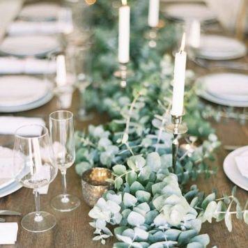 Que decoracion de mesa escoger para una Celebracion Moriles