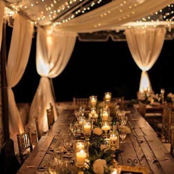 Que decoracion de mesa escoger para una Celebracion Palma del Rio