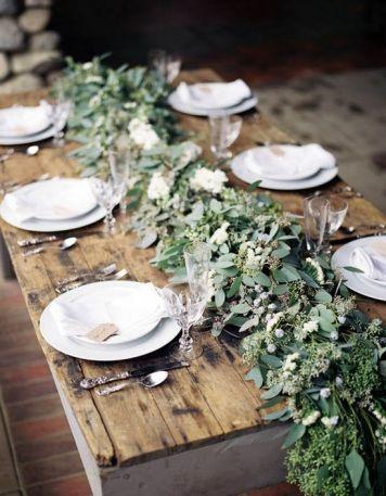 Que decoracion de mesa escoger para una Celebracion Pedro Abad