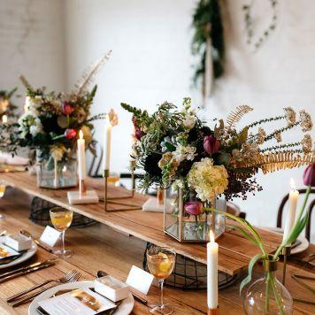 Que decoracion de mesa escoger para una Celebracion Pozoblanco