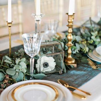 Que decoracion de mesa escoger para una Celebracion Santaella