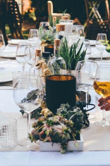 Que decoracion de mesa escoger para una Celebracion Villafranca de Cordoba