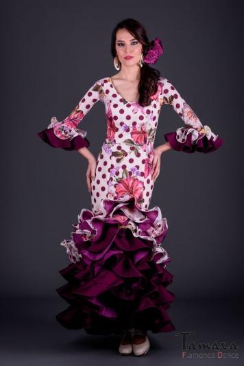 Peinados para Trajes de Gitanas en Cordoba Estilos formas y Colores Fatima Tercera Parte