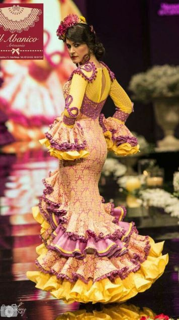 Peinados para Trajes de Gitanas en Cordoba Estilos formas y Colores Palma del Rio Tercera Parte