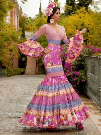 Ideas Trajes de Flamenca y Recogidos BeFlamenca Alquiler y préstamo de trajes de flamenca