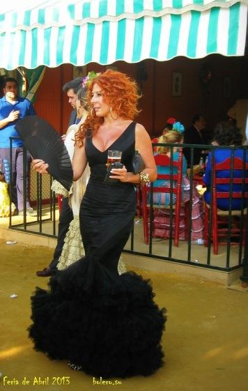 Ideas Trajes de Flamenca y Recogidos desfile benéfico de 'pedroche gitana' - colección de trajes