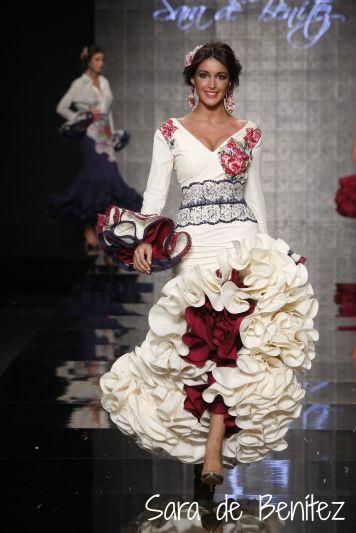 Ideas Trajes de Flamenca y Recogidos Moda mujer traje flamenca en Cordoba - Mil Anuncios