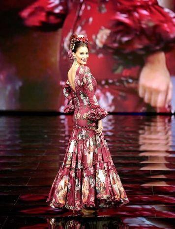 Ideas Trajes de Flamenca y Recogidos Paco Alvarez Trajes de Flamenca 2018