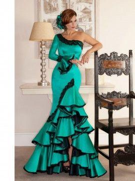 Ideas Trajes de Flamenca y Recogidos Pedroche gitana y flamenco - Inicio Facebook