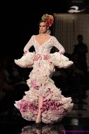 Ideas Trajes de Flamenca y Recogidos Trajes de flamenca niña Colecciones