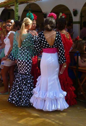 Ideas Trajes de Flamenca y Recogidos Trajes de Flamenca online Diseños y confección propia
