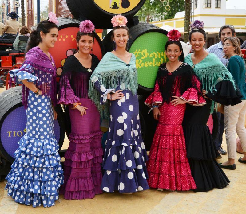 Donde Comprar trajes de flamenca