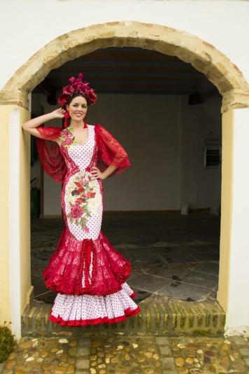 Ideas Trajes de Flamenca y Recogidos Trajes Flamenca Colección 2018 - Trajes de Flamenca - Viva La Feria