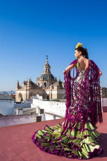 Ideas Trajes de Flamenca y Recogidos Trajes Flamenca Firmas Creaciones 100% exclusivas