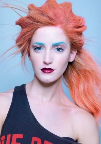 Pelo de Colores con tintes Fantasia en Cordoba Intercosmetic Subbetica