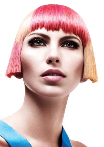 Pelo de Colores con tintes Fantasia en Cordoba J.fashion Estilistas
