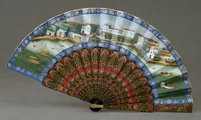 Abanicos formas y decoraciones Alcolea del Rio