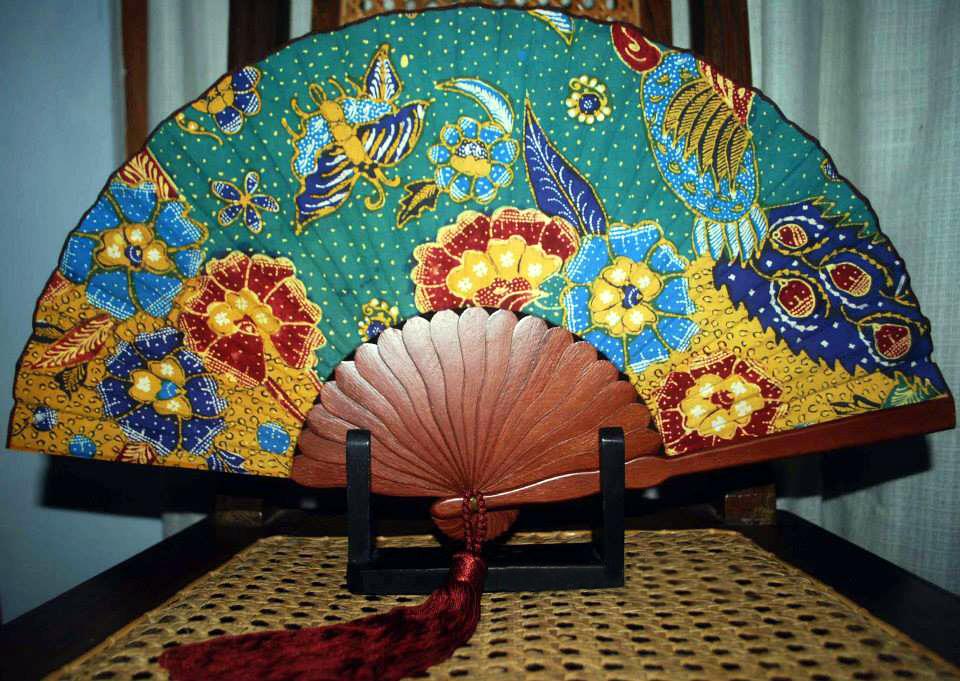 Abanicos formas y decoraciones Hinojosa del Duque
