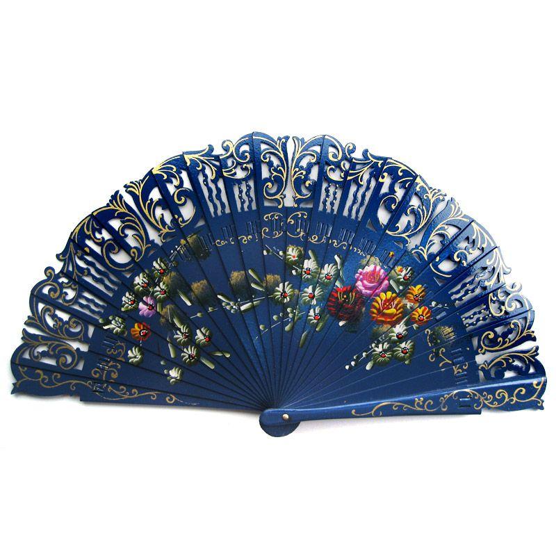 Abanicos formas y decoraciones Luque