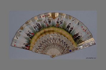 Abanicos formas y decoraciones Villafranca