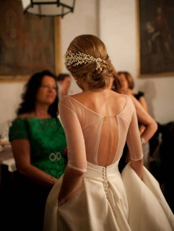 Complementos Romanticos para novias Adamuz