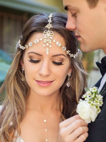 Complementos Romanticos para novias Lucena