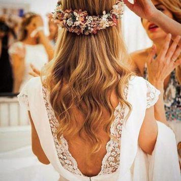 Complementos Romanticos para novias Palma del Rio