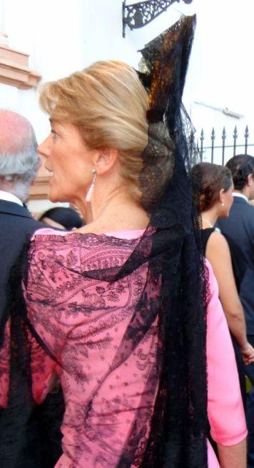 Fotos de Madrinas e Invitadas a una Boda Torre de la Calahorra