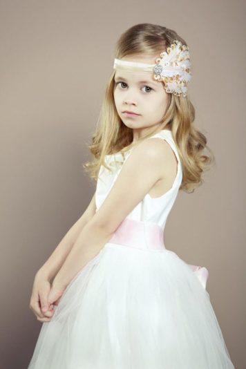 Peinados con encanto para niñas de Comunion Almodovar